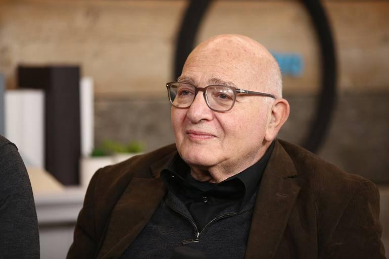 """Ben Lewin, director, guionista y productor de cine: Ben Lewin, director de cine: """"Es realmente un viaje a lo desconocido"""""""