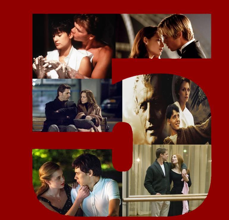 Top 5 de películas sobre romances de fantasía: Top 5 de películas sobre romances de fantasía