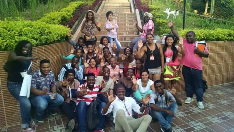 Jóvenes lideres para el pacifico