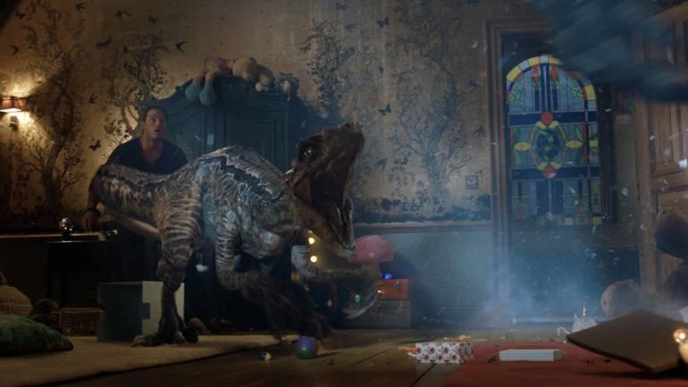 Jurassic World: Fallen Kingdom: Jurassic World El Reino Caído, más dinosaurios y más de lo mismo