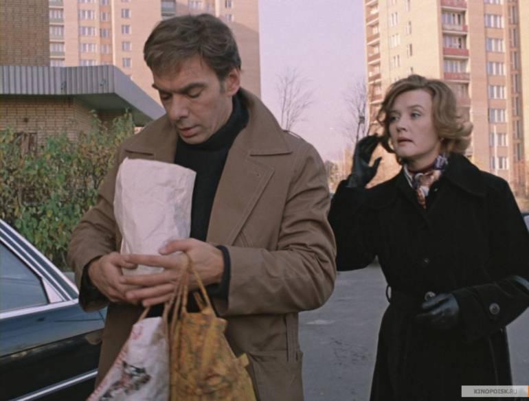 Moscú no Cree en Lágrimas, película rusa: Moscú no Cree en Lágrimas, una visión de la URSS, de finales de los setenta