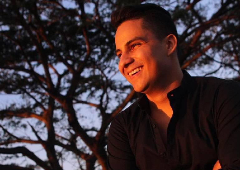 Samuel Pérez, un vallenato romántico