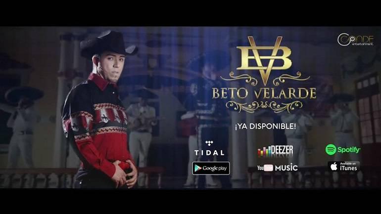 Lo Más Caracol: Beto Velarde el querendón de la música mexicana.