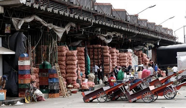 Mercados campesinos: Vamos a mercar en el puente de San Pedro