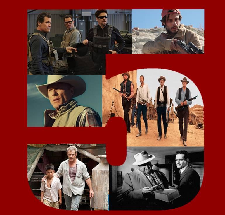 Top 5 de películas que se desarrollan frontera México-USA: Top 5 de películas que se desarrollan en la frontera entre México y USA