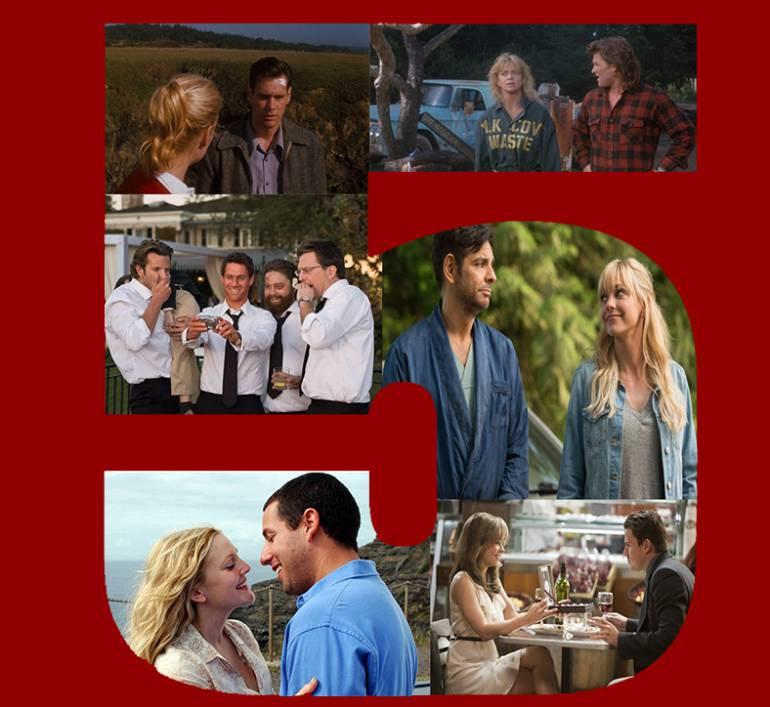 Top 5 de películas sobre personajes con amnesia: Top 5 de películas sobre personajes con amnesia