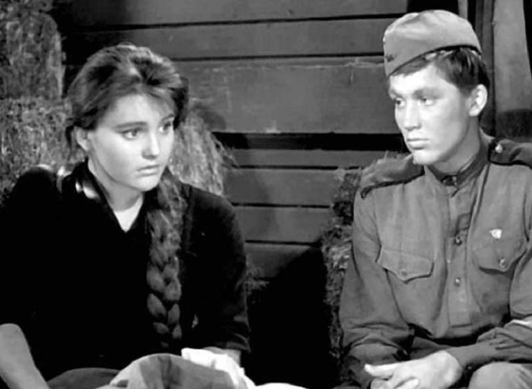 La Balada del Soldado, película rusa: La Balada del Soldado, la recompensa a un héroe de guerra