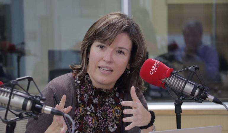 """HORA 20: """"Le abren nuevos espacios a la democracia"""": Sandra Borda"""