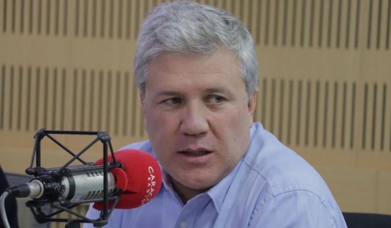 """HORA 20: """"Tendrá que ser una izquierda a la mexicana"""": Juan Fernando Londoño"""