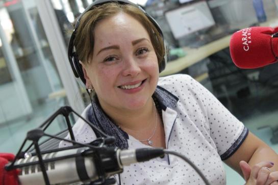 Ana Victoria Beltrán y su recorrido en la televisión nacional