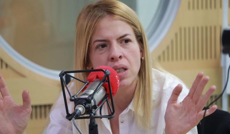 """HORA 20: """"No hay planes con persistencia en el tiempo"""": Lariza Pizano"""