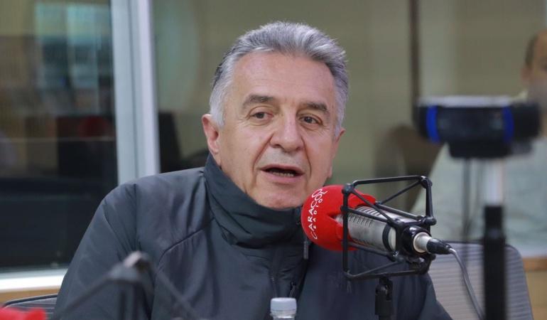 """HORA 20: """"Reeditamos experiencias negativas del pasado"""": Lucho Garzón"""