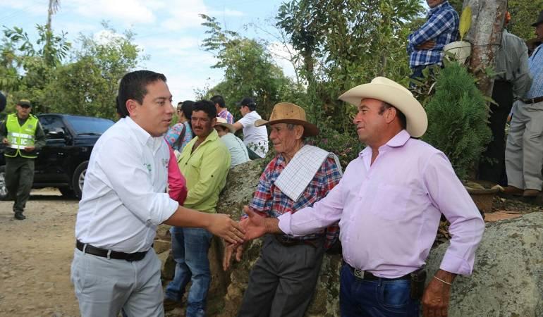 Lo Más Caracol: La casa del Gobernador de Boyacá, ahora para los campesinos