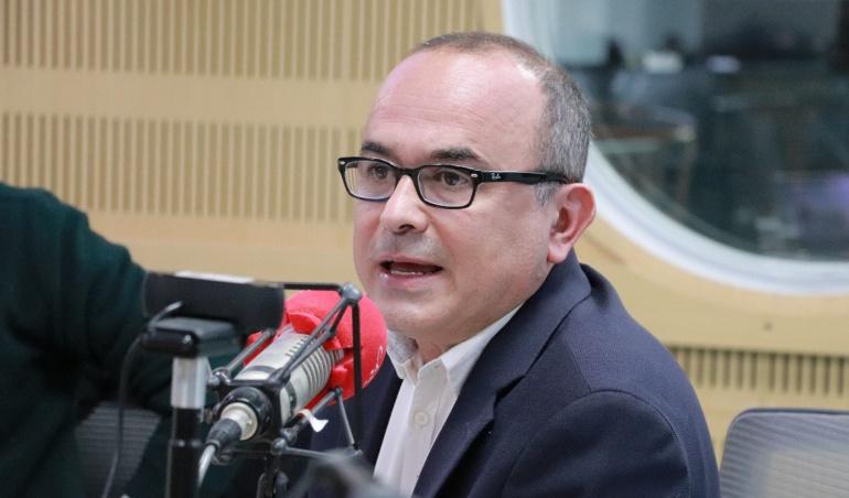 """HORA 20: """"Con la UP se usaron los mismos argumentos de hoy"""": Jorge Iván Cuervo"""