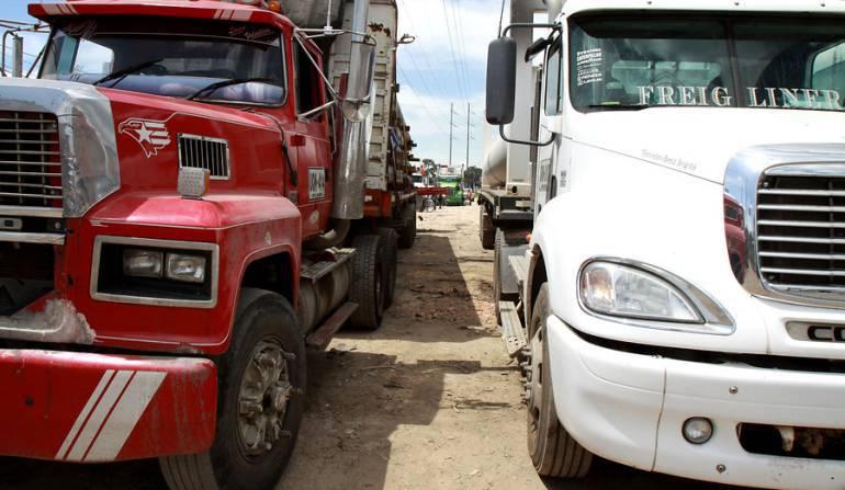 Camioneros carga: Camioneros rechazan nuevo cobro anunciado por el Gobierno
