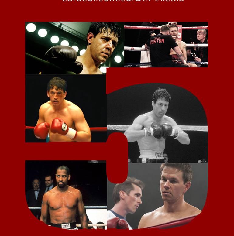Top 5 de películas dramáticas sobre boxeadores: Top 5 de películas dramáticas sobre boxeadores de la vida real