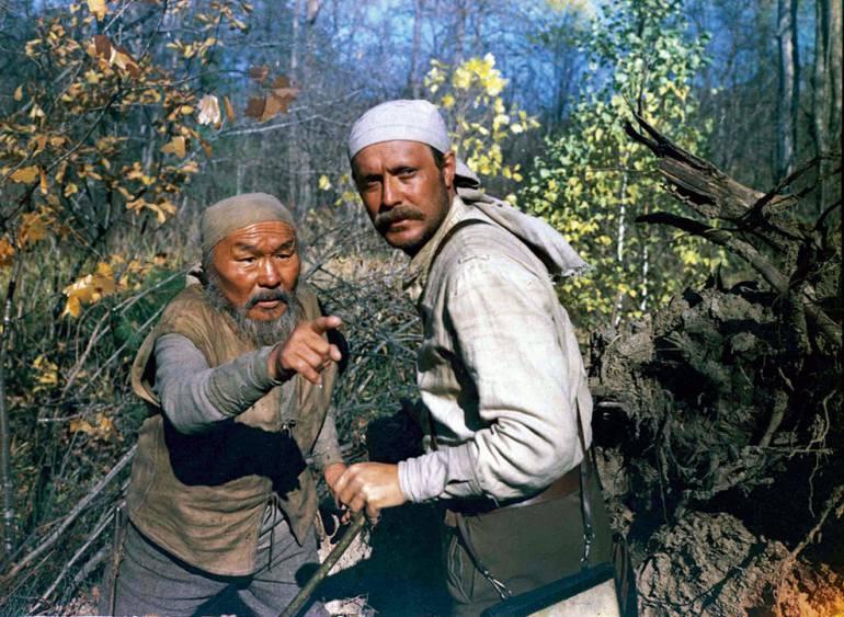 Dersu Uzala, película rusa ganadora del Oscar a mejor cinta extranjera: Dersu Uzala, cuando Akira Kurosawa rodó una cinta junto a los rusos