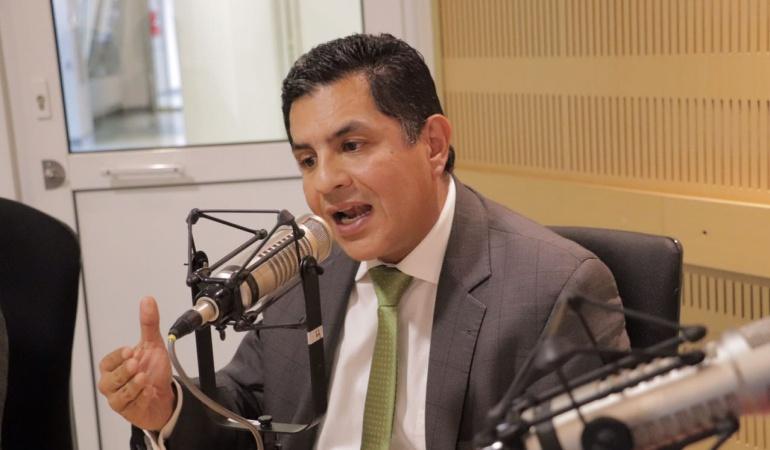 """HORA 20: """"Hay muchas oportunidades de mejoramiento"""": Jorge Iván Ospina"""