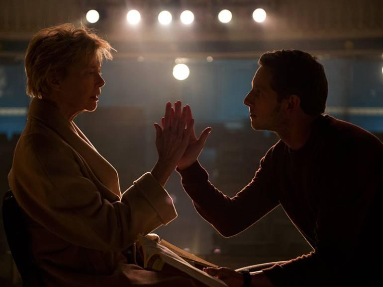 Las Estrellas de Cine Nunca Mueren, película dramática: Las Estrellas de Cine Nunca Mueren... Sí las interpretan otras actrices
