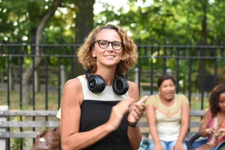 """Julia Solomonoff, directora y guionista de cine: Julia Solomonoff, """"identificarse con un personaje no es ser igual a él"""""""