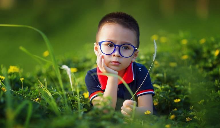 Lo Más Caracol: Veo luego aprendo, por la visión de los niños