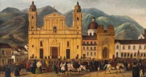 20 de Julio de 1810, se logró la junta de gobierno temporal de Bogotá