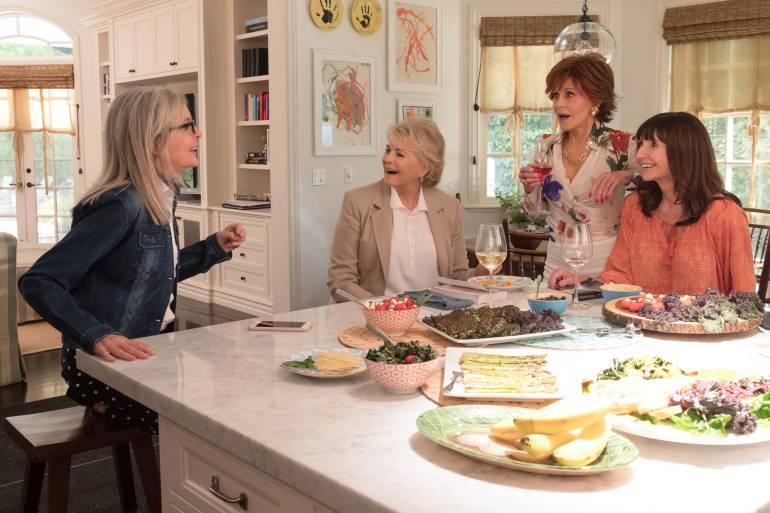 Book Club, Cuando Ellas Quieren, película de comedia: Cuando Ellas Quieren, la vida reinventada con Las 50 Sombras de Grey
