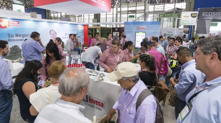Pasada muestra de Expo Agrofuturo