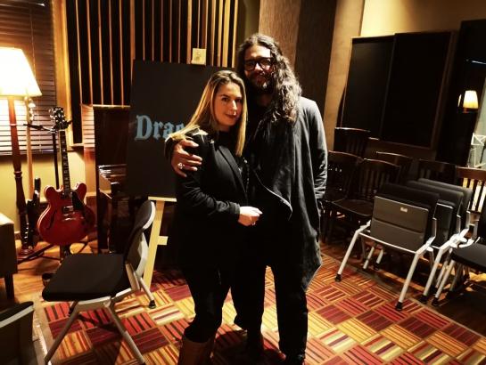 Uschi Levy y Draco Rosa