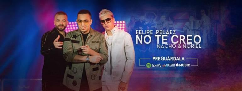 """Lo Más Caracol: Pipe Peláez fusiona géneros en su nueva canción """"No te creo"""""""