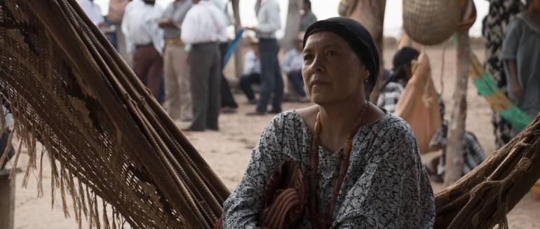 """Carmiña Martínez, actriz de teatro y cine: Carmiña Martínez, """"Fui afortunada de trabajar con estos directores"""""""
