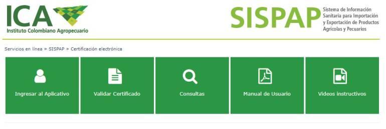 certificados fitosanitarios ICA: Colombia y Perú ponen en marcha certificación electrónica fitosanitaria
