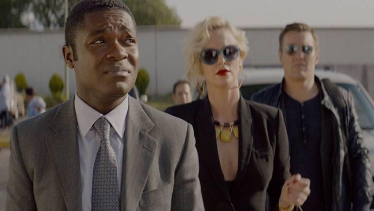 Gringo, película de acción: Gringo (Se Busca Vivo o Muerto), a decir verdad, es mejor no buscarlo