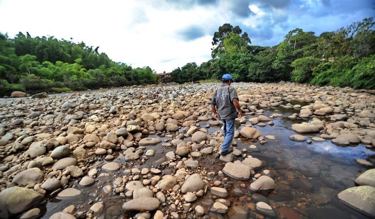 desabastecimiento de agua potable.: Más de 300 municipios podrían quedarse sin agua por sequía