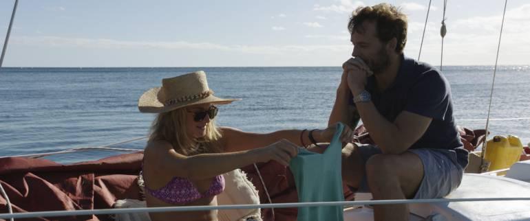 Adrift, A la Deriva, película inspirada en hechos reales: A la Deriva, la fuerza de la naturaleza convertida en un rival a vencer