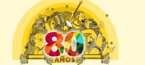 80 años de entretenimiento