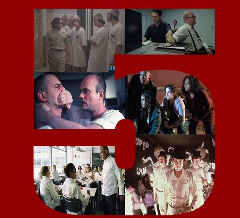 Top 5 de películas sobre experimentos sociales: Top 5 de películas sobre experimentos sociales