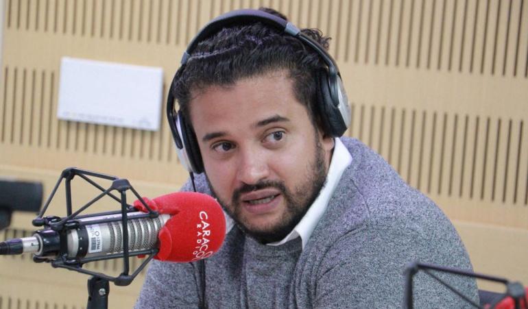 HORA 20: El de Jaime Garzón es un crimen de lesa humanidad: Asprilla