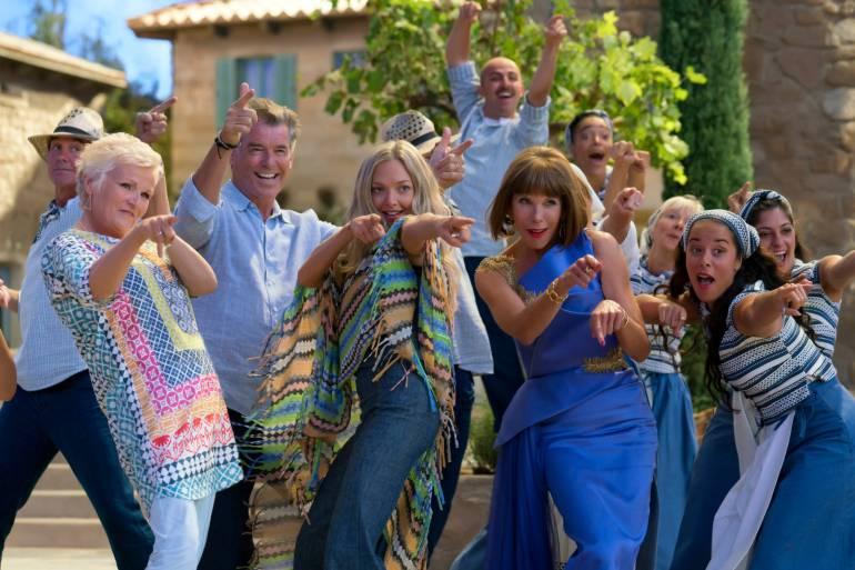 Mamma Mia! Here We Go Again: Mamma Mía Vamos Otra Vez, una precuela-secuela que conserva la esencia