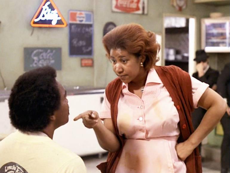 The Blues Brothers, película con Aretha Franklin: Mrs. Murphy, cuando Aretha Franklin tenía su propio restaurante