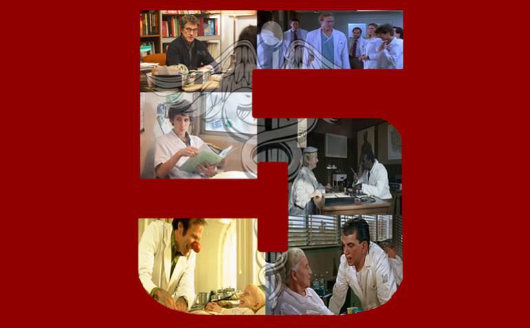 Top 5 de doctores en el cine: Top 5 de doctores en el cine