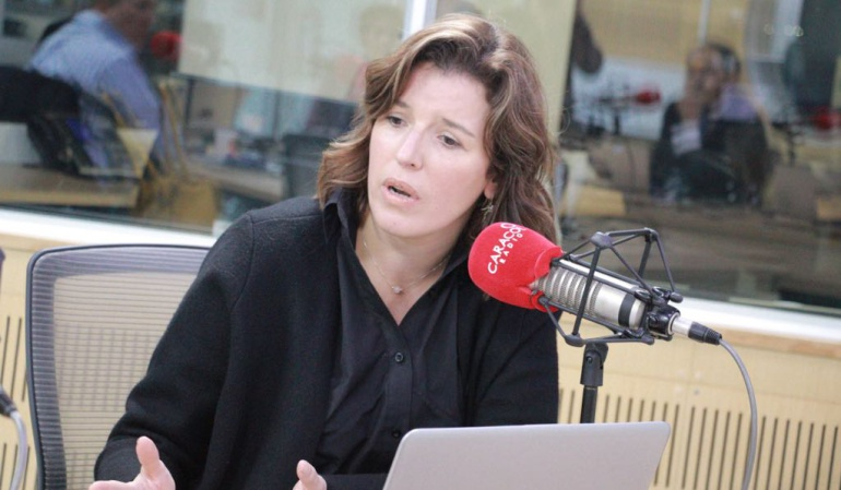 HORA 20: Lo de la tecnocracia en este gobierno no es tan cierto: Sandra Borda
