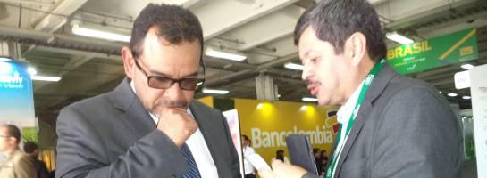Andrés Vargas, jefe de proyecto de Expo Agrofuturo.