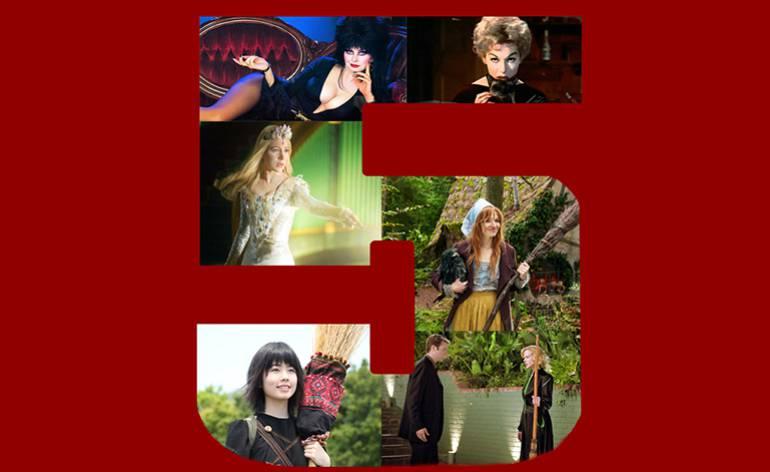 Top 5 de brujas buenas en el cine: Top 5 de brujas buenas en el cine