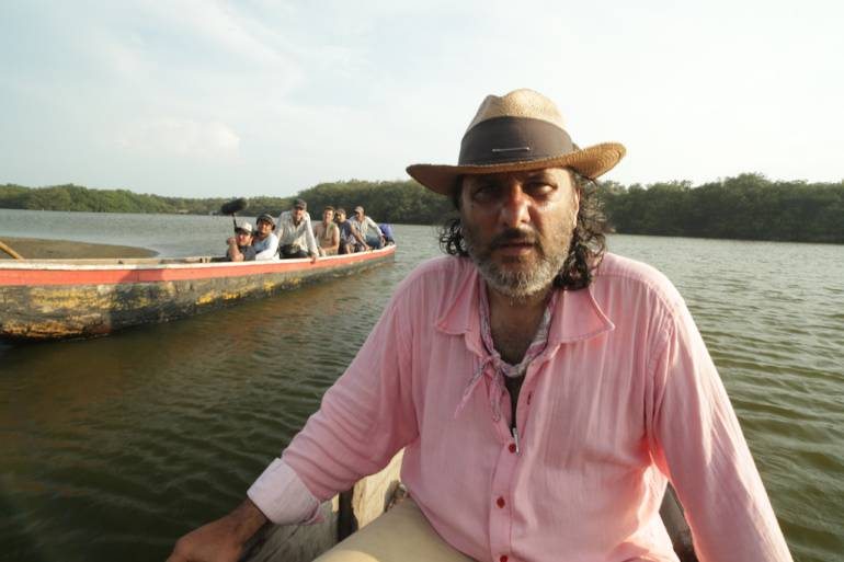 """Felipe Aljure Salame, director de cine: Felipe Aljure, """"Primera vez que hago una cinta sin quedar debiendo plata"""""""