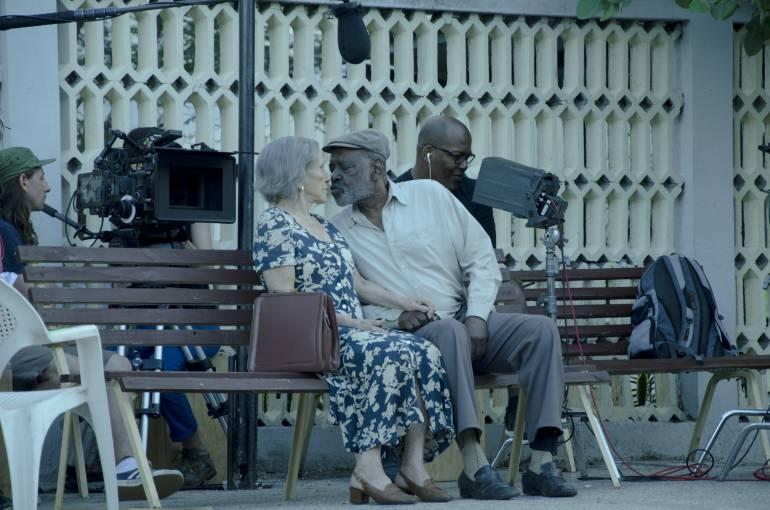 Candelaria, película: Candelaria, cuando el amor no tiene fecha de caducidad