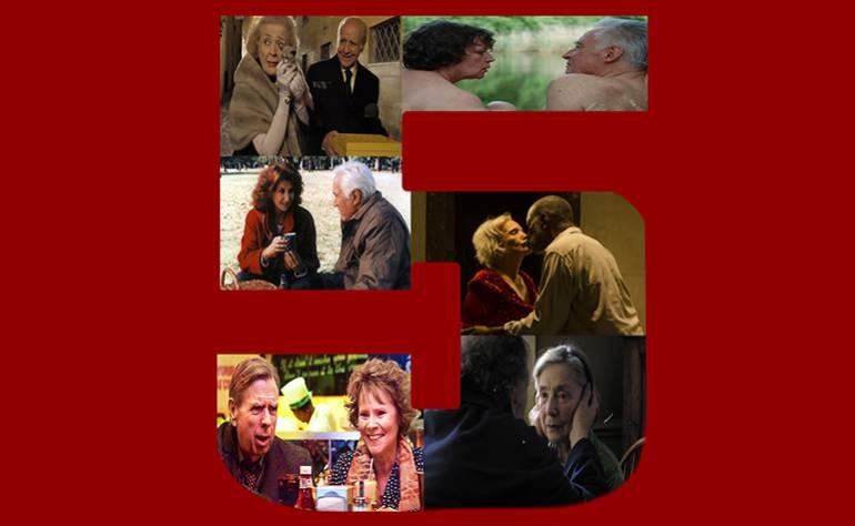 Top 5 del amor de pareja, en la tercera edad: Top 5 del amor de pareja, en la tercera edad