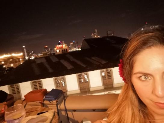 Noche en Panamá