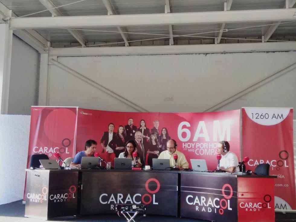 La ciudad de Ibagué está vestida de moda y 6AM Hoy por Hoy, de Caracol Radio, la acompaña en la novena versión de Ibagué, Negocios & Moda.