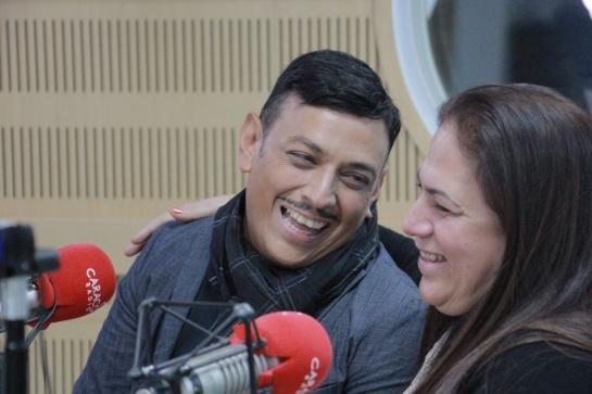 Obra musical 'México Ama y Canta' Victor Mandujano y Olivia Gorra